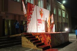 Калачинск - столица Эстафеты Олимпийского огня! 7
