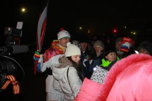 Калачинск - столица Эстафеты Олимпийского огня! 9