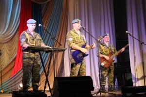 Концерт, посвященный 34-й годовщиня со дня ввода войск в Афганистан 0