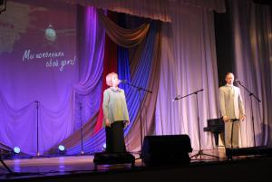 Концерт, посвященный 34-й годовщиня со дня ввода войск в Афганистан 14