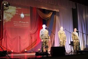 Концерт, посвященный 34-й годовщиня со дня ввода войск в Афганистан 4