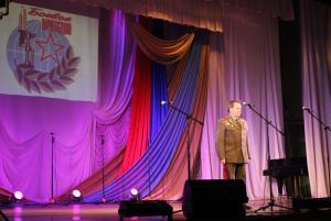 Концерт, посвященный 34-й годовщиня со дня ввода войск в Афганистан 5