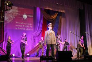 Концерт, посвященный 34-й годовщиня со дня ввода войск в Афганистан 6