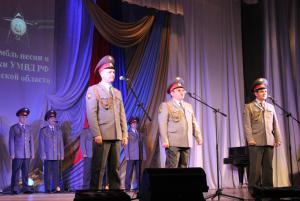 Концерт, посвященный 34-й годовщиня со дня ввода войск в Афганистан 7