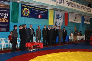 Межрегиональный турнир по самбо памяти Петровых 0
