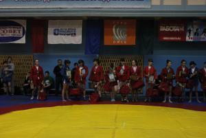Межрегиональный турнир по самбо памяти Петровых 1