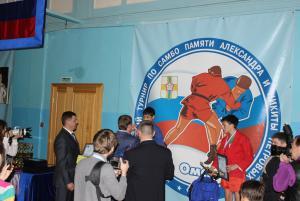 Межрегиональный турнир по самбо памяти Петровых 12