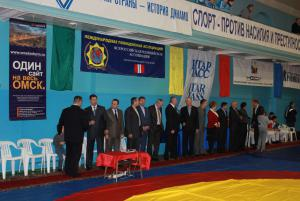 Межрегиональный турнир по самбо памяти Петровых 2