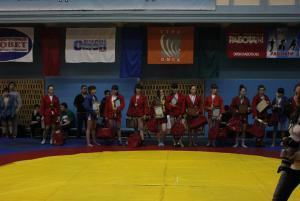 Межрегиональный турнир по самбо памяти Петровых 4