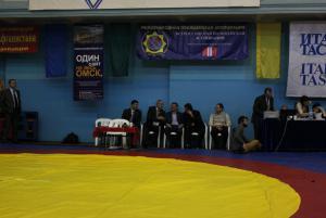 Межрегиональный турнир по самбо памяти Петровых 5