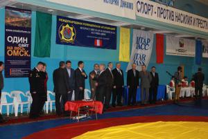 Межрегиональный турнир по самбо памяти Петровых 7
