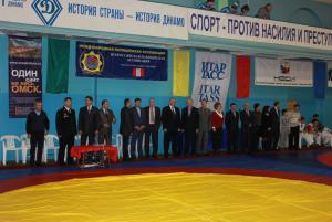 Межрегиональный турнир по самбо памяти Петровых 9