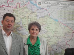 Поездка ОРО ВПА МПА в Ставрополь 6