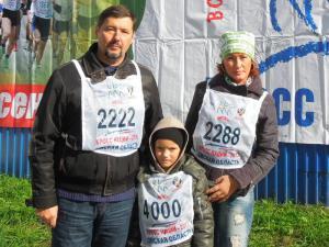Сибирский марафон и Кросс Нации - 2013 11