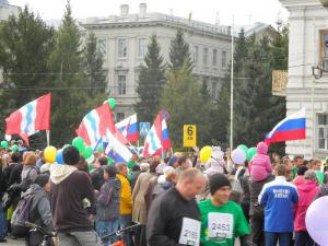 Сибирский марафон и Кросс Нации - 2013 12