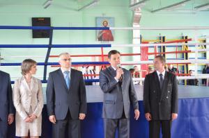 Турнир по боксу памяти воинов-интернационалистов 8
