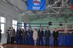 Турнир по боксу памяти воинов-интернационалистов 9