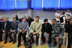 V турнир по армейскому рукопашному бою памяти Героя России О. Охрименко 11
