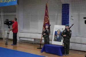 V турнир по армейскому рукопашному бою памяти Героя России О. Охрименко 13