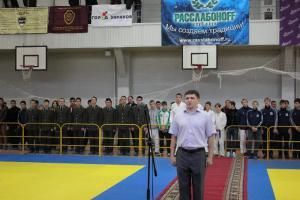 V турнир по армейскому рукопашному бою памяти Героя России О. Охрименко 14