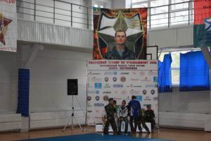 V турнир по армейскому рукопашному бою памяти Героя России О. Охрименко 3