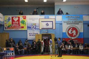 VIII межрегиональный турнир по самбо памяти Александра и Никиты Петровых 1