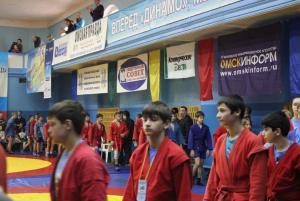 VIII межрегиональный турнир по самбо памяти Александра и Никиты Петровых 10