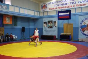 VIII межрегиональный турнир по самбо памяти Александра и Никиты Петровых 12