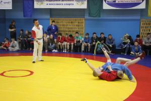 VIII межрегиональный турнир по самбо памяти Александра и Никиты Петровых 14