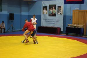 VIII межрегиональный турнир по самбо памяти Александра и Никиты Петровых 15