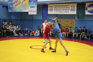 VIII межрегиональный турнир по самбо памяти Александра и Никиты Петровых 16