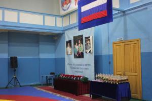 VIII межрегиональный турнир по самбо памяти Александра и Никиты Петровых 5