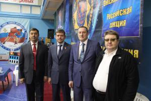 VIII межрегиональный турнир по самбо памяти Александра и Никиты Петровых 8