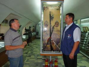 Визит в Ижевск в июле 2013 года 1