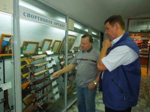 Визит в Ижевск в июле 2013 года 13