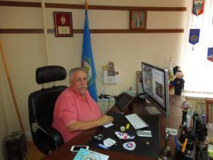 Визит в Ижевск в июле 2013 года 2