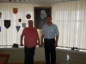 Визит в Ижевск в июле 2013 года 6